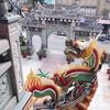 『台湾旅行』台北 景福宮へお詣りに行った時の話。お詣り用のお菓子がありました。
