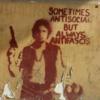 【ANTIFA】「Sometimes Antisocial But Always Antifacism」?