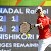 錦織、ナダル破り銅 テニス日本勢、96年ぶりメダル