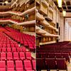 オーチャードホールの見え方とオススメの席。1階の座席数が多い