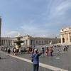 父とのヨーロッパ旅7日目① 〜世界最小の国訪問、キリスト教の資金源とは〜