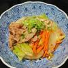 ❥白菜と豚の炊いたん~白菜~