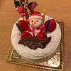 三原堂のクリスマスケーキ