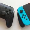 Nintendo SwitchのProコントローラーが故障?