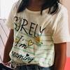 子供のTシャツは2サイズ上を買おう