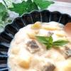 タラとじゃがいもの豆乳クリーム煮【#タラ #じゃがいも #クリーム煮 #レシピ #作り置き】