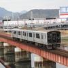 【JR九州】817系 Vk011 普通鹿児島中央ゆき(6935M)