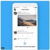 Twitter、タイムラインの新着順と重要順の表示切り替えボタンを導入。まずはiOS版から