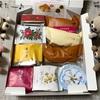 【六花亭】幸せの箱届きました★8月の「通販おやつ屋さん」はシーフォームケーキキャラメル♪