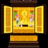 仏壇とは?仏壇は家の中の小さなお寺
