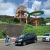【鹿児島県薩摩川内市のプール、樋脇サンヘルスパーク で遊んできました】d( ̄  ̄)