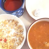 コロナ療養日記(頭痛とカツ丼)