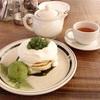 全4種類*カラフルで可愛いタピオカパンケーキ(hole hole cafe&diner @新宿)