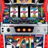 オーイズミ「ドリームクルーン711」の筐体&PV&ウェブサイト&情報