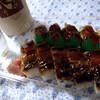 堺・深清鮓(ふかせずし)の穴子寿司