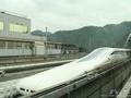 【動画あり】夢の超特急 リニアモーターカーから見る時速500kmの景色