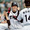 阪神タイガースの大山選手と岡崎選手。活躍するための秘訣はなんだろう。