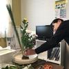 生け花教室~中田さんプレゼンツ~