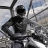 都会的な印象の超便利なヘルメット!SHARK EVOJETが登場だ!