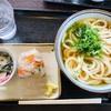 【岡山市北区】たぬき屋北長瀬店でかけうどんを食す!