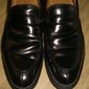 味が出て来た靴は、一旦休憩する話