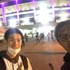 インスタで交流していた友達と初対面!彼は福岡県出身の千葉ロッテマリーンズ、福浦選手ファンです!