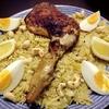レシピ「サウジアラビア伝統料理 カプサ(Kabsa)」