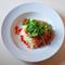 「生ハムとトマトの冷製スパゲティ」のご紹介