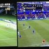 どの試合を見るか・・・今日はサッカー三昧