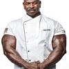 【腕回り60cmのホワイトハウスの料理人!世界最強のシェフ Andre Rush】
