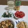 懐かしい給食の優しい味☆麻婆豆腐とバンサンスー☆