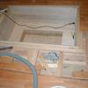 床張り1−2(フローリング無垢材と掘りコタツ例)