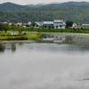吉野公園の池(北海道新十津川)