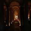 メデューサの頭は必見!幻想的なイスタンブール地下宮殿のご紹介