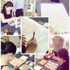 宮崎市雑貨屋 コレット 美人書道家『今井美恵子先生』の書道教室のご案内。