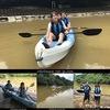 比謝川でプチジャングル探検!