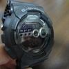 腕時計を新調しました。【G-SHOCK GD-100】