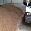 堆肥で雑草防止