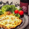 油揚げで作る☆納豆マヨチーズの和風ピザ