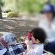 【ペットと遊ぶ】長野県上田市:上田城跡公園&真田神社をワンコと巡る | 道幅が広く散歩に適した公園でした