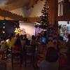森のお遊び会 12月 クリスマス会とバイオリンコンサート