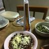 丹波黒豆チリコンカン、サンクトガーレンビール