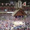 今日から始まる大相撲 どんな景色になるのかな?