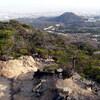 座頭谷から樫ヶ峰へのハイキング(その7)樫ヶ峰