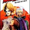 映画「マーズ・アタック!」(原題:MarsAttacks!、1996)を見る。オールスターのSFコメディ。