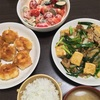 クラシルのレシピ 豚ニラ豆腐のオイスター炒めの晩ご飯