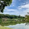 大名気分で、秋のお散歩 ♪ コスモスの咲く『浜離宮恩賜庭園』へ。