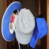 山歩きで使う帽子は複数持っていたい