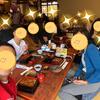 SQボーイズ&ガールズと鰻を食べたよ@成田