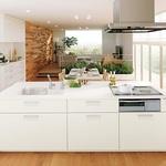 システムキッチン3社比較! リフォームに合わせてキッチンを選ぶ。